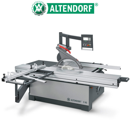 "[ALTENDORF] 알텐도르프 F 45 EvoDrive - 7""touch screen Digital Numeric Control (높이,각도) (7.5HP/380V) 3000mm 슬라이딩(재고보유)"